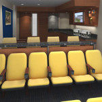 Athletic Director's Suite