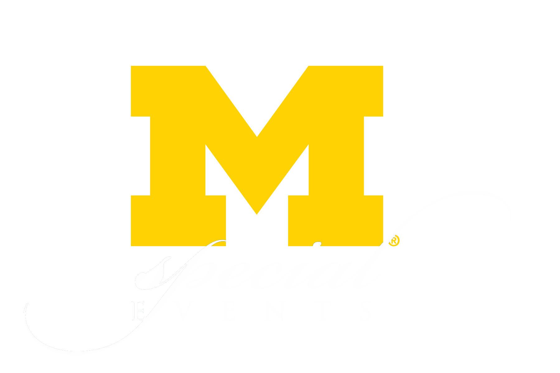 Michigan Athletics Facility Rentals Logo
